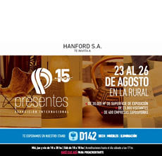 PRESENTES PRIMAVERA 2017
